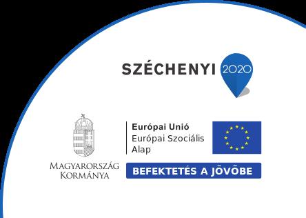 Széchenyi 2020, Európai Szociális Alap pályázat által támogatott tevékenységek